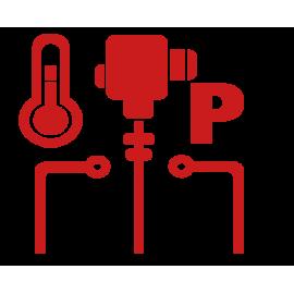 Temperature & Pressure sensors
